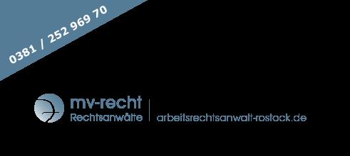 Arbeitsrecht Anwalt Rostock Kanzlei RA Drewelow & RA Ziegler